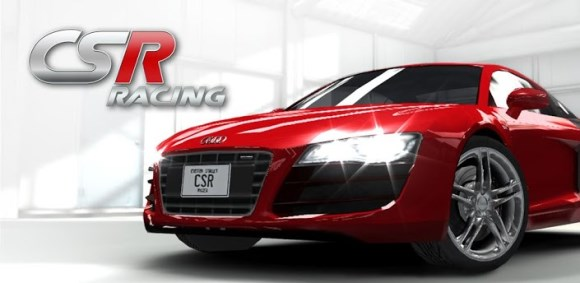 CSR Racing lkz Android гонки