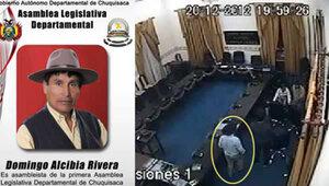 Боливийский депутат изнасиловал женщину в зале заседаний