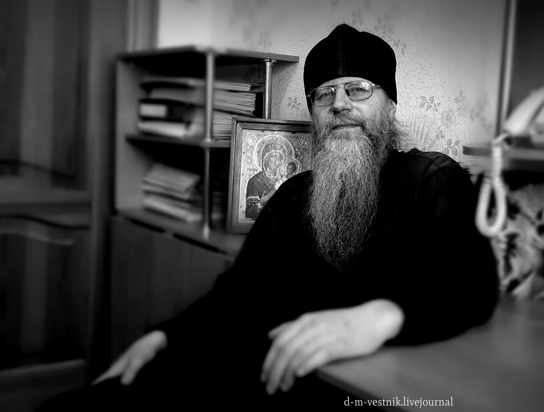 Епископ Анастасий: 70 лет (многая лета владыке!)