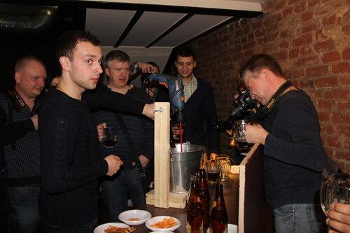Финал конкурса пивомешалок