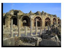 Сиде. Древний театр
