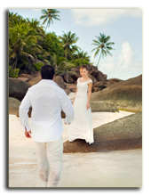 Сейшелы. О. Силуэт. Hilton Seychelles Labriz Resort & Spa. Wedding