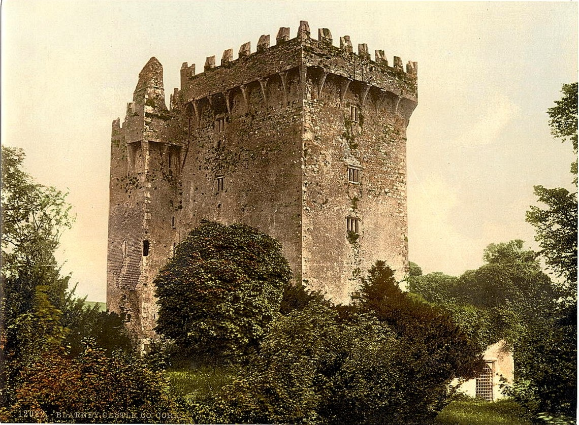 [Blarney Castle. Co. Cork, Ireland]