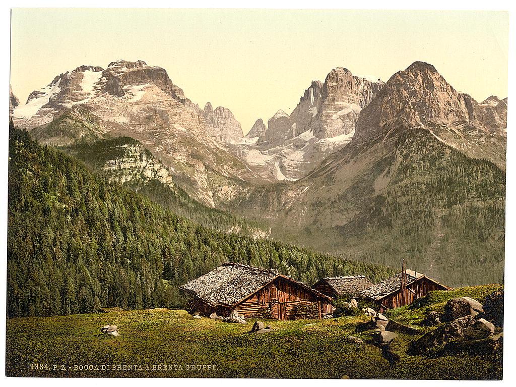 Австрия. Тироль 1890 - 1900 гг 0_80aee_e38b869_orig