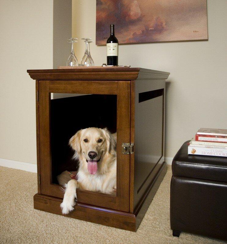 Домик для крупной собаки