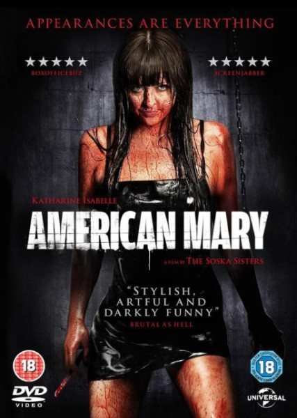 Американская Мэри / American Mary (2012) BDRip 720p + HDRip + DVDRip