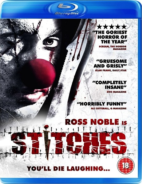 Швы / Stitches (2012) BDRip 1080p / 720p + HDRip