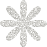 glitter flower white.png