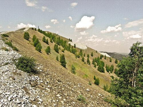 Золотая гора вКарабаше