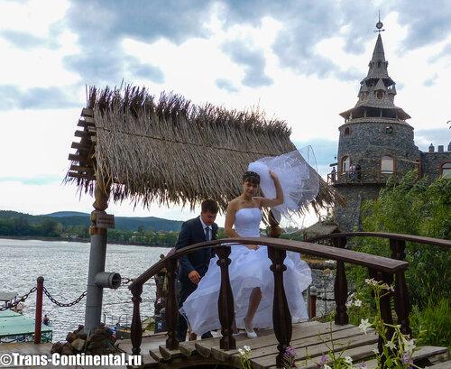 где фотографироваться на свадьбу в Сатке на Урале