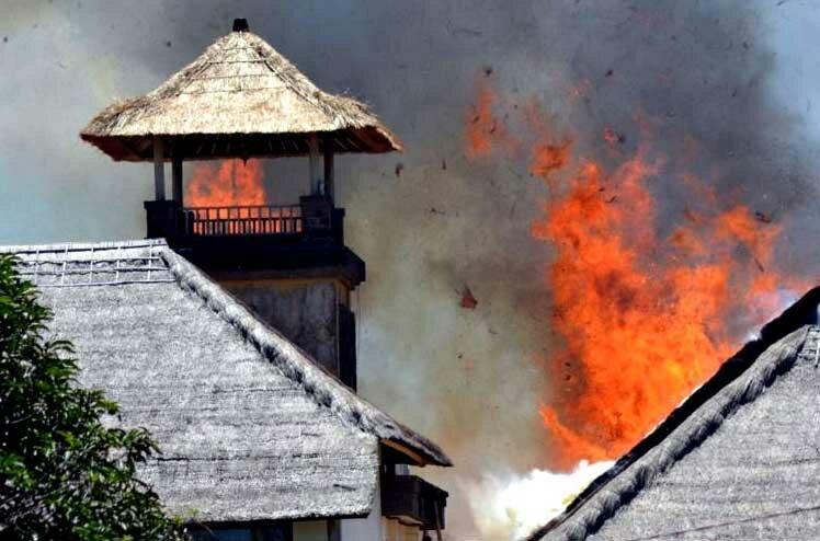 Пожар в Grand Bali N2 (фото Д.Карабановой)