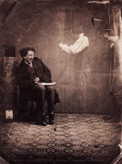 Спиритическая фотография