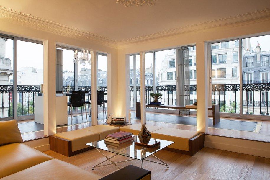 Потрясающая квартира в центре Парижа
