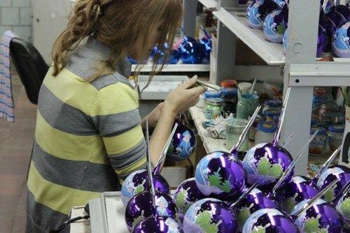 Завод игрушек экскурсия