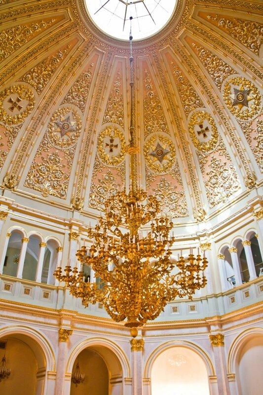 В Большом Кремлевском Дворце