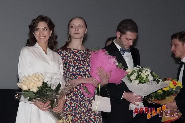 Екатерина Климова, Екатерина Вилкова, Константин Крюков