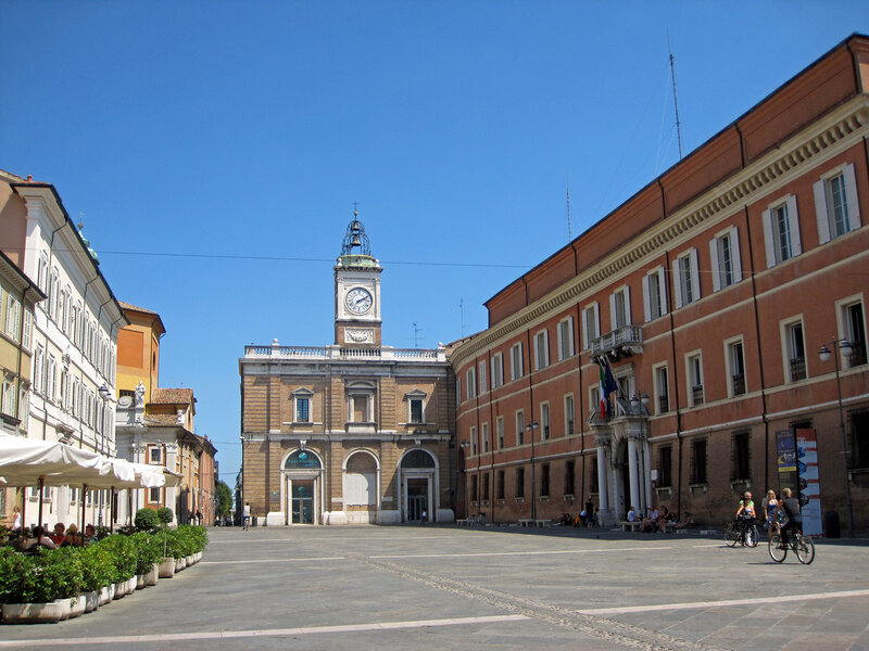 Равенна. Италия