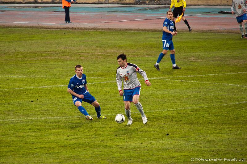 Футбол. Ротор - Енисей