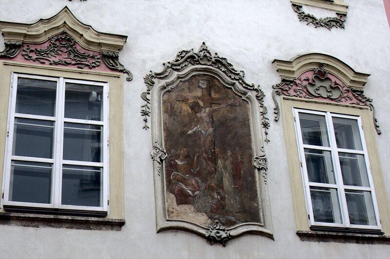 Настенная фреска