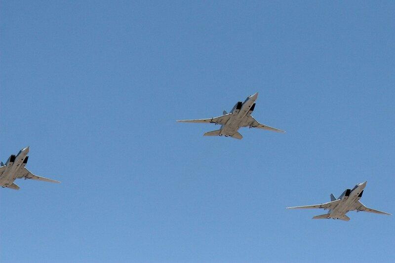 эскадрилья Ту-22М3