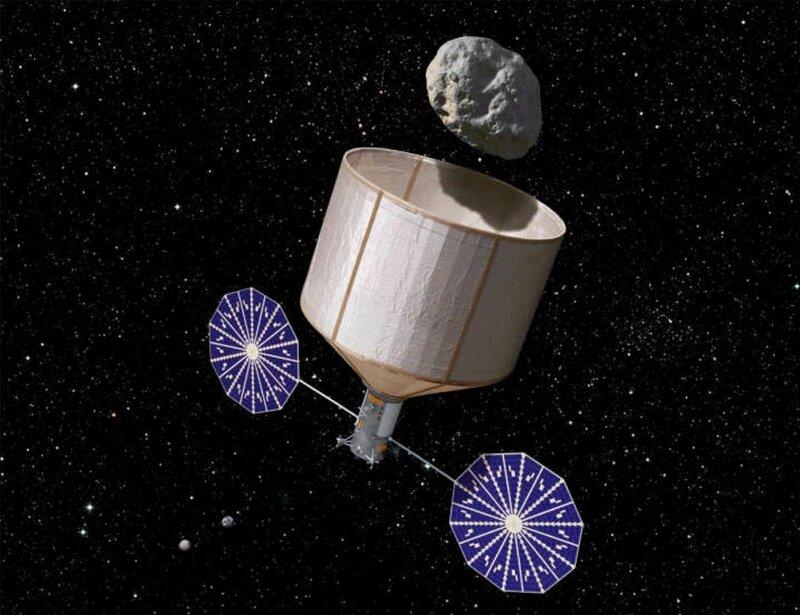 RF resonant cavity thruster  Wikipedia