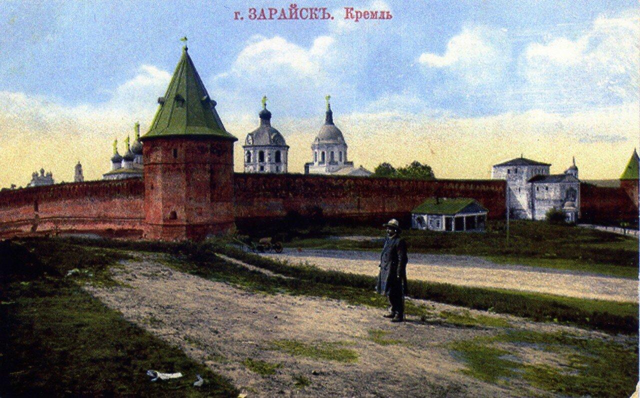 Кремль у Троицкой башни