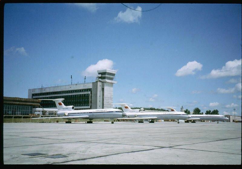 181. Аэропорт Хабаровска