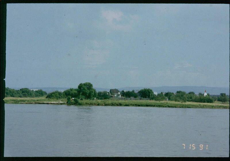 186. На реке Амур
