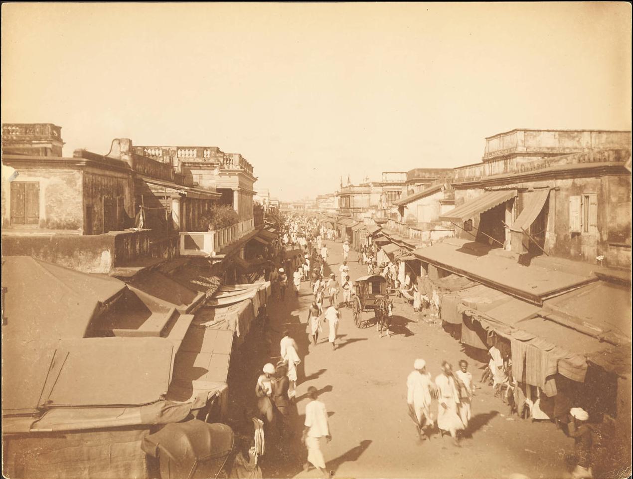 Мадрас, улица в Блэктауне