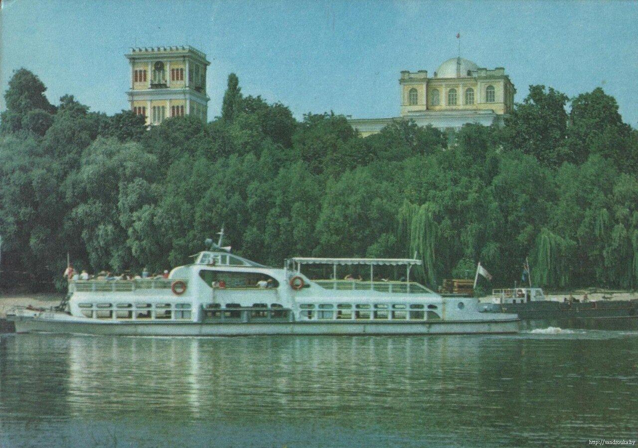 11. Река Сож