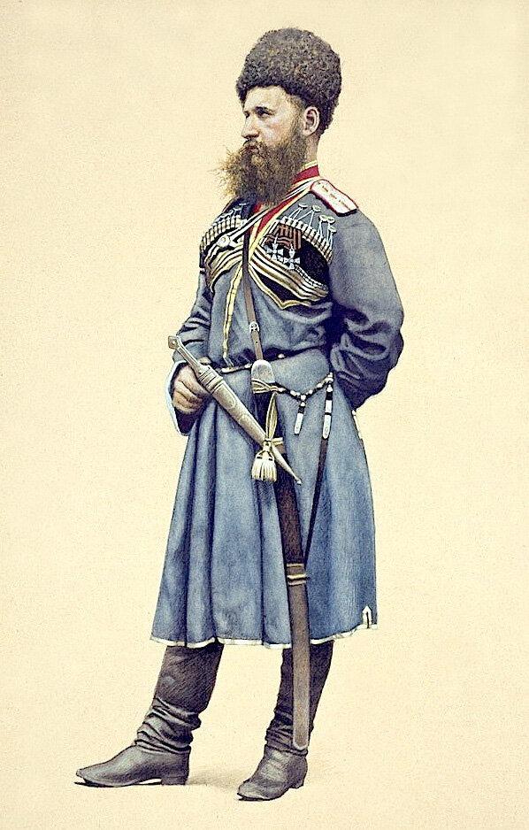 Полковник Гажеев