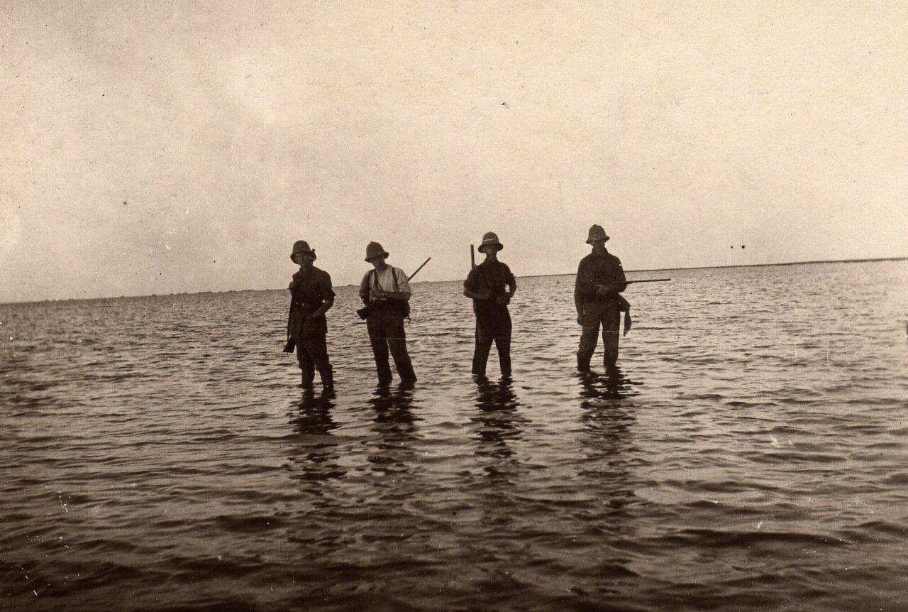 1923 г. 2 июня, на Каспии