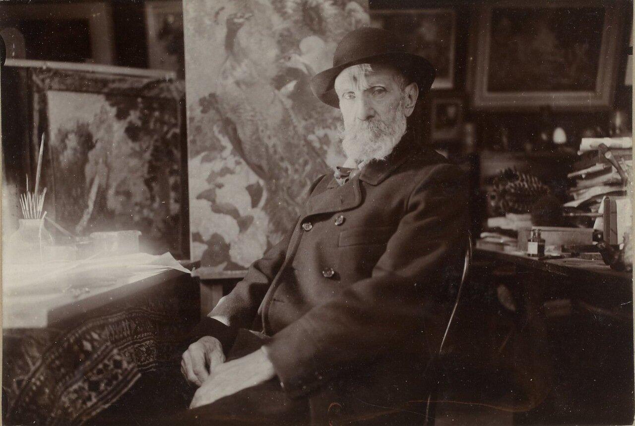 Феликс Бракемон (1833-1914)