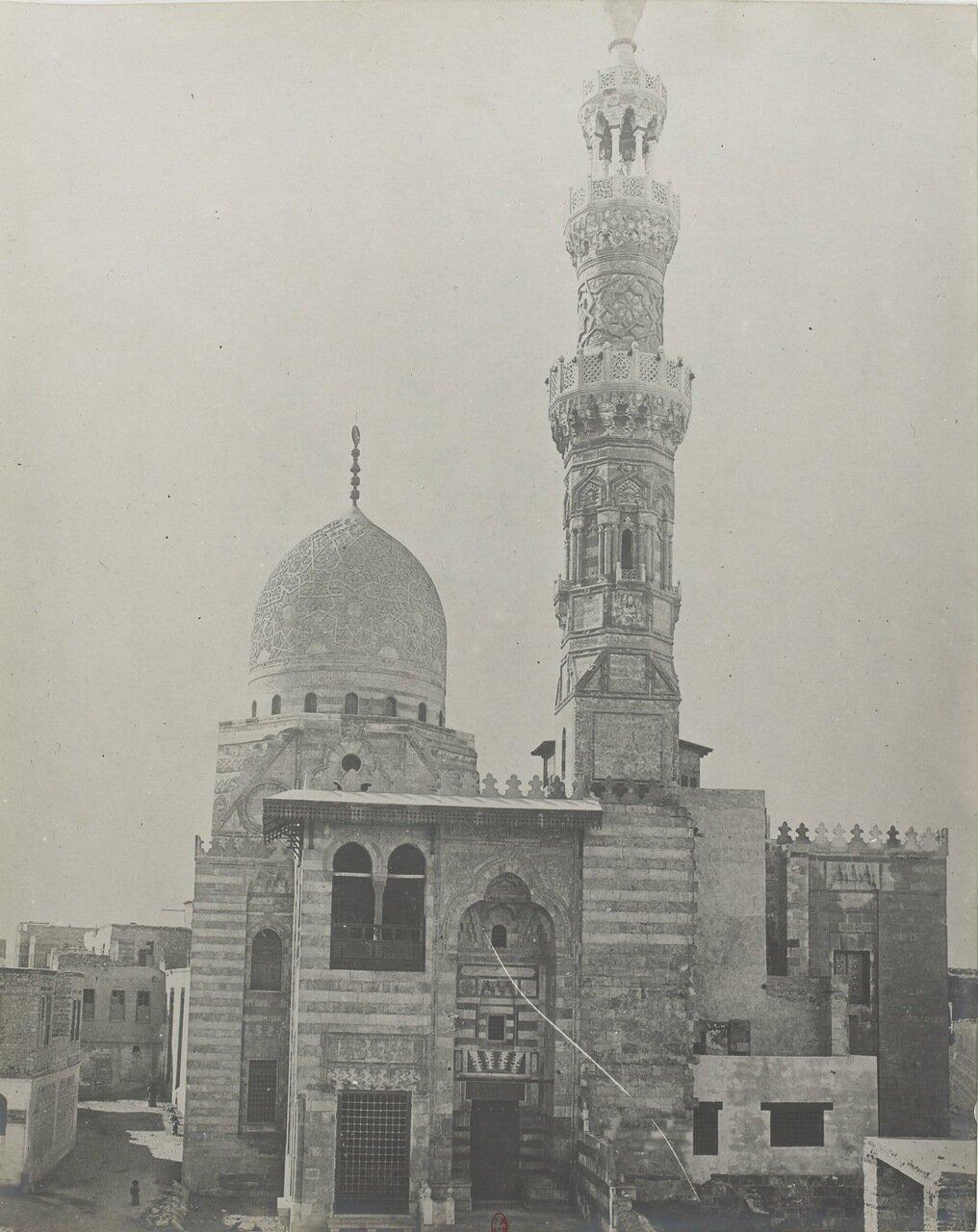 Каир. Мавзолей султана Кайт-бея