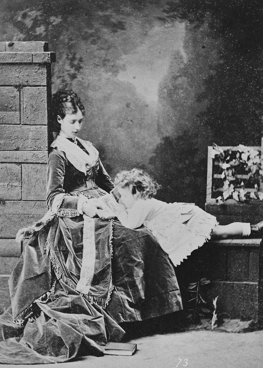 Мария Федоровна 1873 г.
