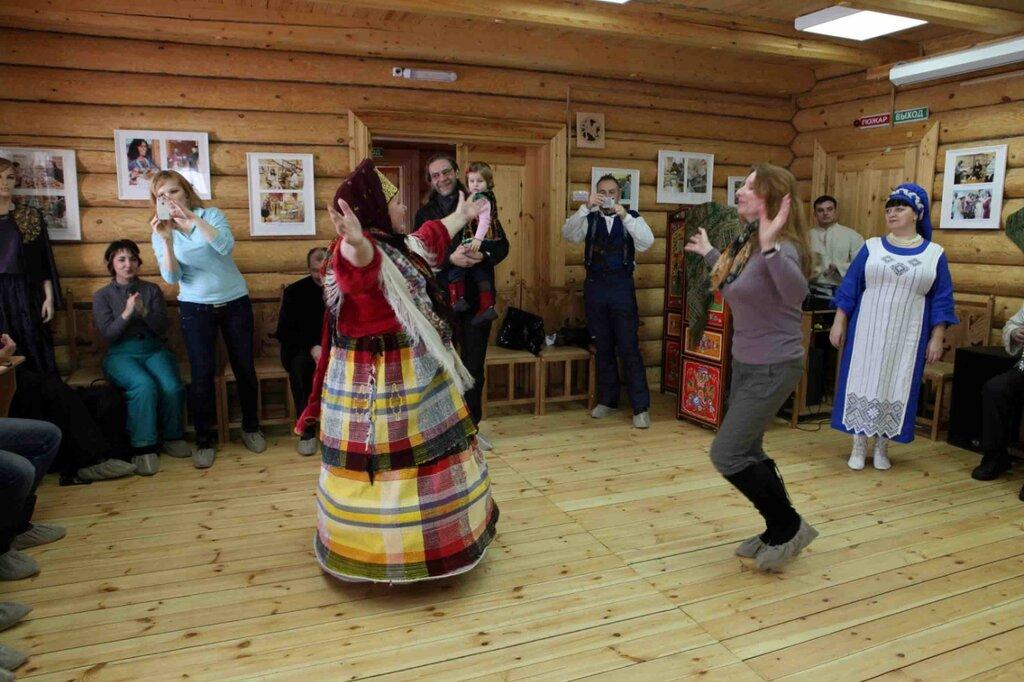 Масленница - танец с Масленницой 2