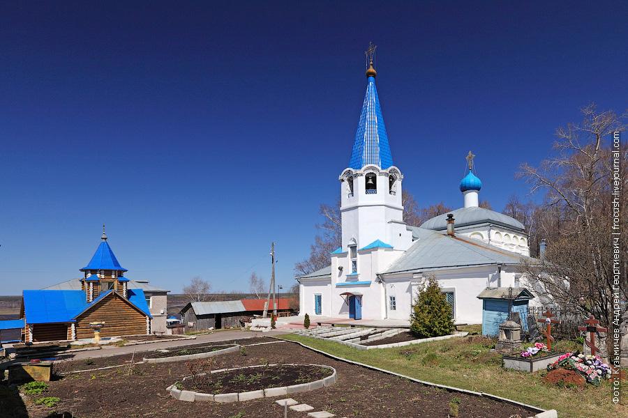 Старейшая Кукарская Покровская церковь