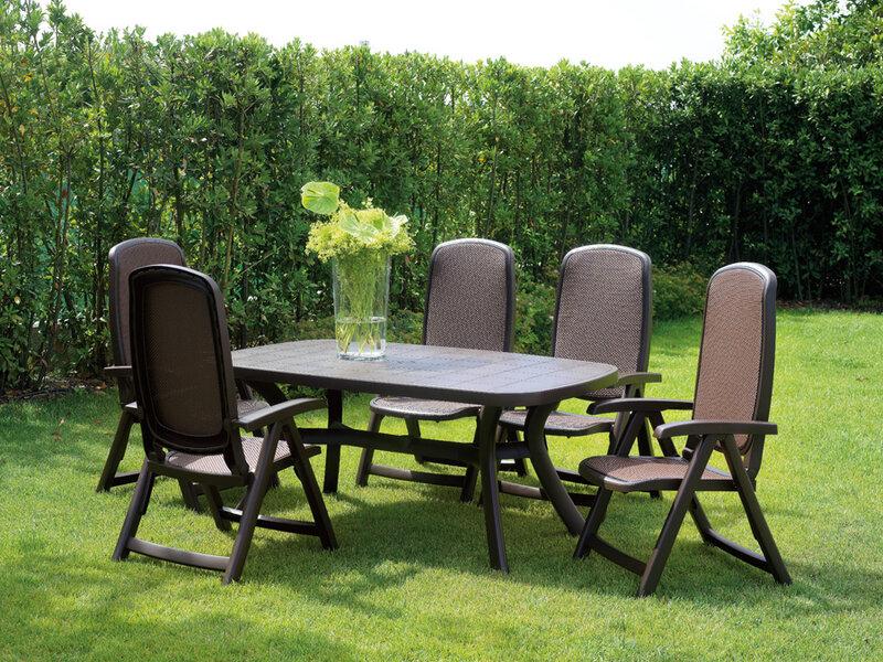 Пластиковые столы и стулья леруа мерлен