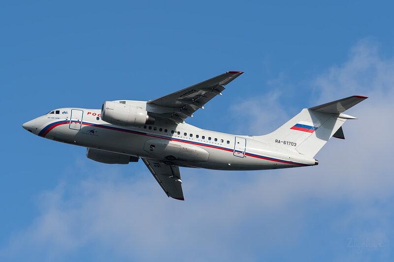 Антонов Ан-148-100B (RA-61703) Россия DSC6951