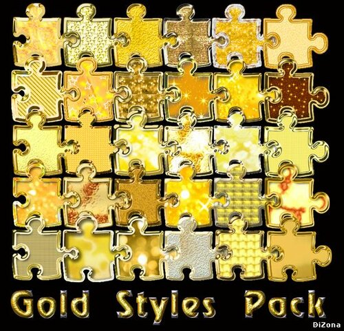 Gold Styles Pack For Photoshop 0_c9612_d78ffd8a_L