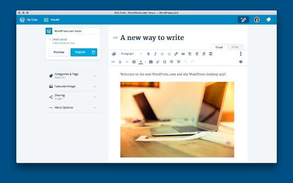 Состоялся глобальный перезапуск платформы WordPress