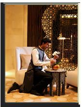 ОАЭ. Дубаи. Raffles Dubai