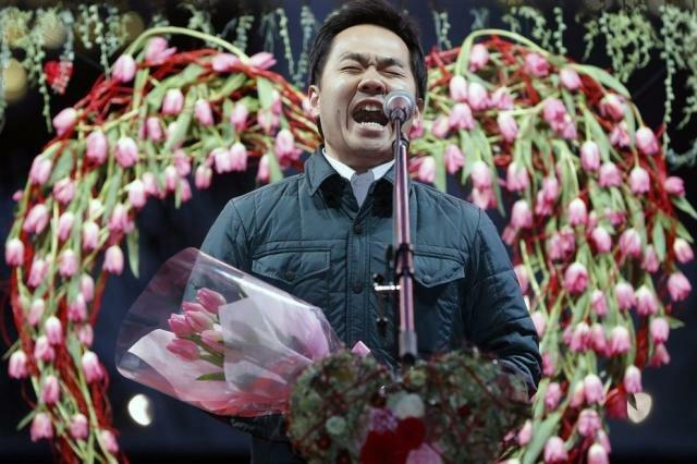 Японские мужья кричат о любви