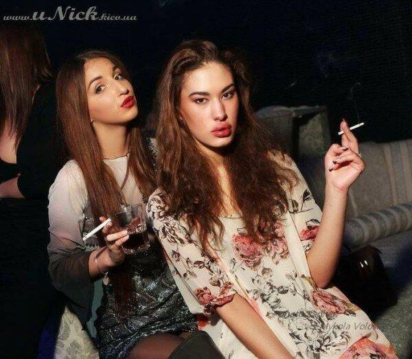 Киевские клубные кисы