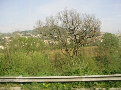 через Аппенины в Рим