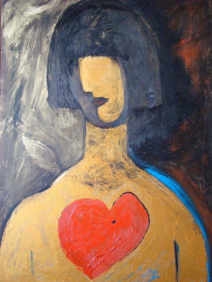 Столярова Ирина. Жанровая живопись 16