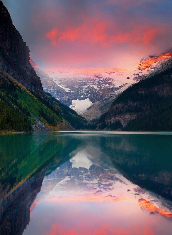 горы фото
