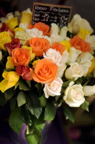 Я буду любить тебя, пока не завянет последняя роза в этом букете