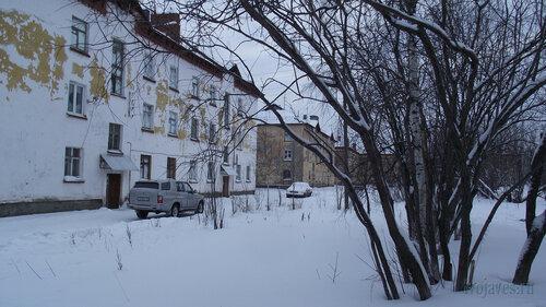 Фото города Инта №2728  Геологическая 5, 3 и 1 31.01.2013_13:10