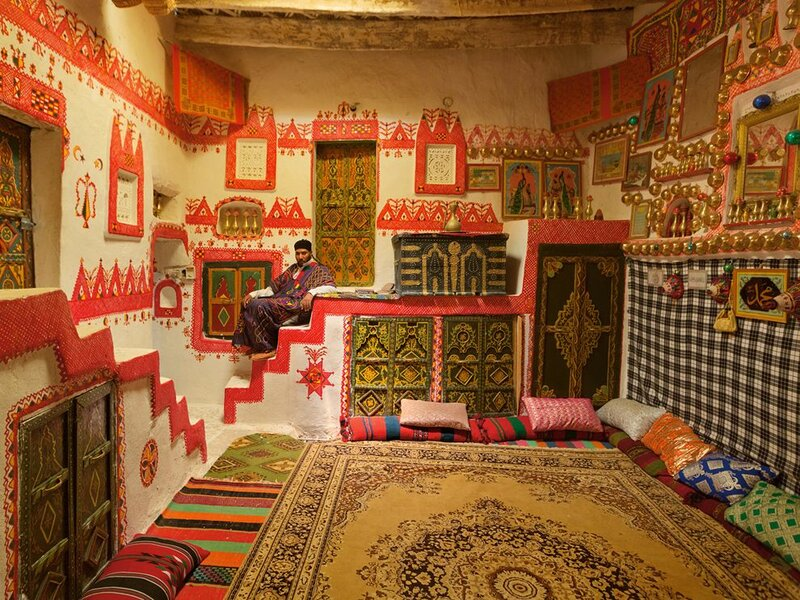 Traditional Home, Libya